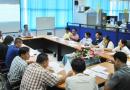 ประชุมคณะกรรมการประกันคุณภาพฯ เพื่อเตรียมความพร้อมรับการประเมินคุณภาพการศึกษาภายใน 12/03/2561