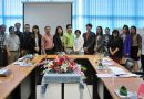 ประชุมตรวจเยี่ยมการดำเนินงานประกัน 2560 ครั้งที่ 1 วันที่ 26 มีนาคม 2561